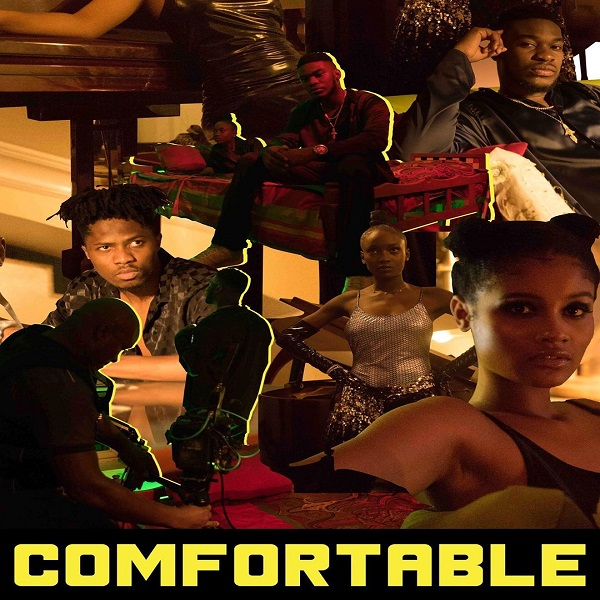 Nonso Amadi Comfortable Video
