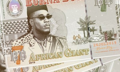 Burna Boy African Giant Zip Download