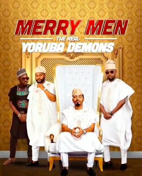 [Movie] Merry Men: The Real Yoruba Demons – Nollywood Movie | Mp4 Download