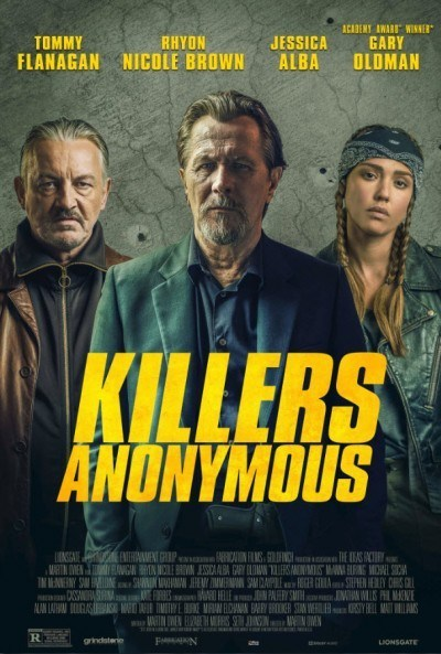 [Movie] Killers Anonymous (2019) – Hollywood Movie | Mp4 Download