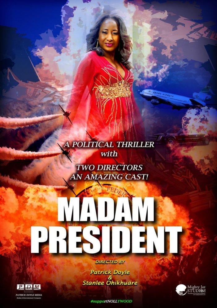 [Movie] Madam President – Nollywood Movie | Mp4 Download