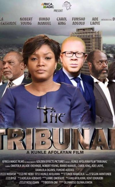 The Tribunal Nollywood Movie Mp4 Download
