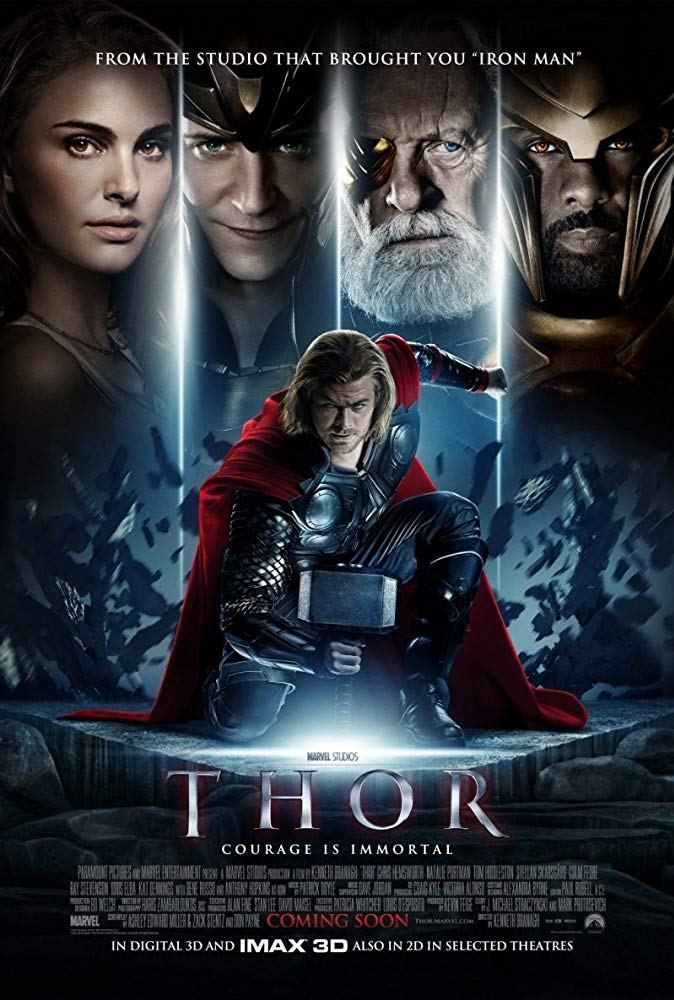 [Movie] Thor (2011) – Hollywood Movie | Mp4 Download