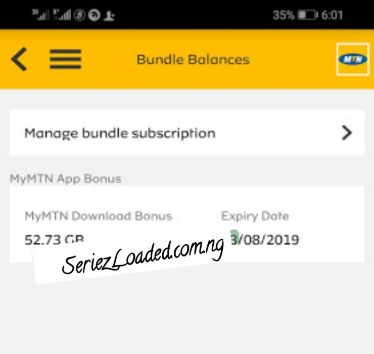 How To Get Up To 20GB With MyMtn App 500MB Accumulation Cheat