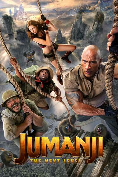 [Movie] Jumanji: The Next Level (2019) – Hollywood Movie | Mp4 Download