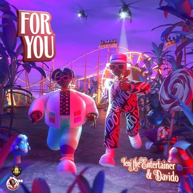Teni – For You Mp3 Download Audio ft. Davido