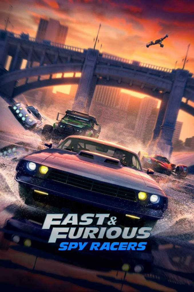Fast & Furious Spy Racers Season 1 Mp4 Download