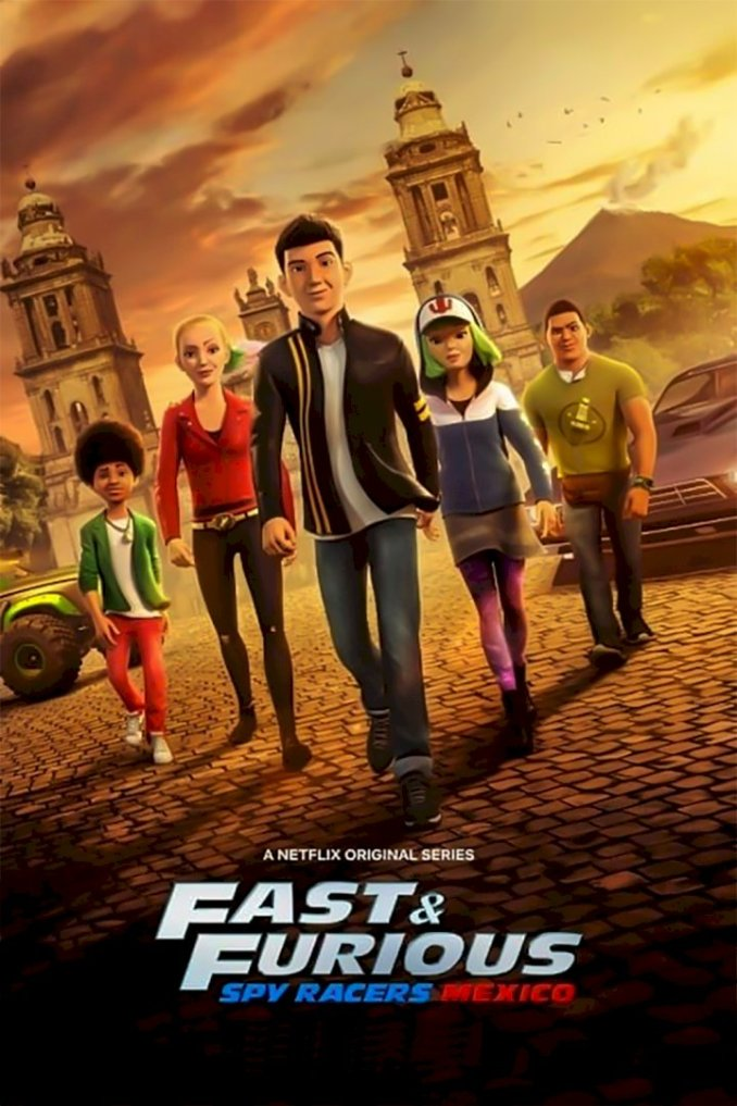 Fast & Furious Spy Racers Season 4 Mp4 Download
