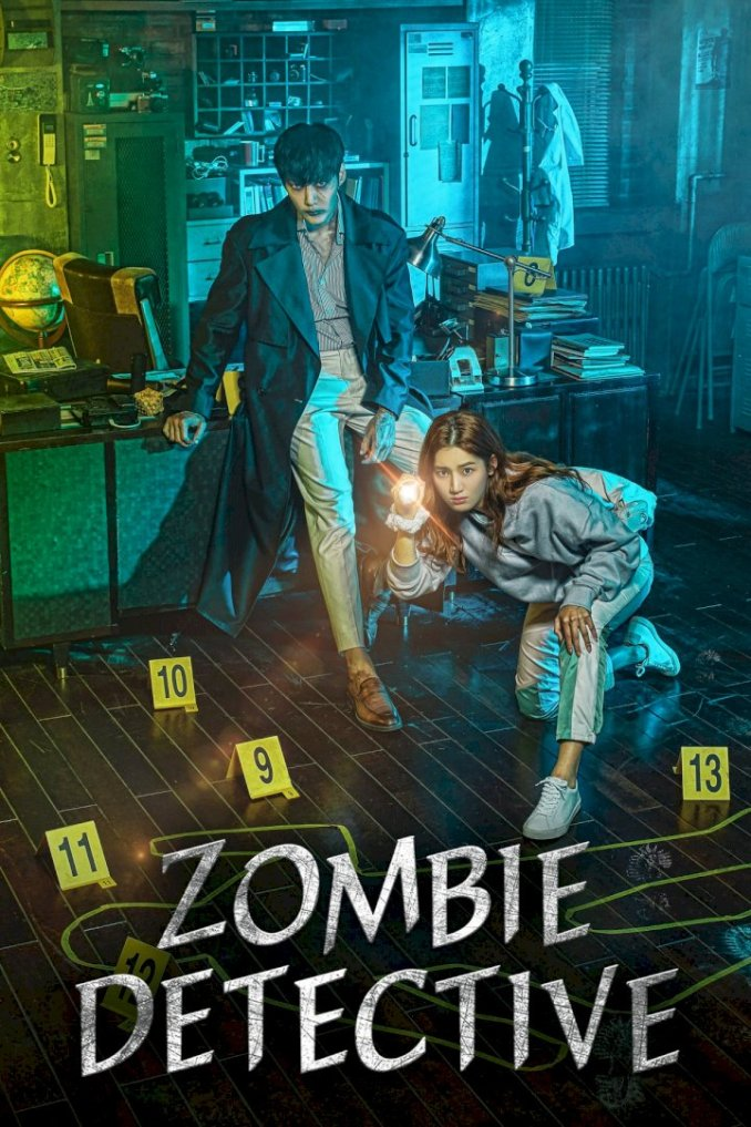 Zombie Detective Season 1 Mp4 Download