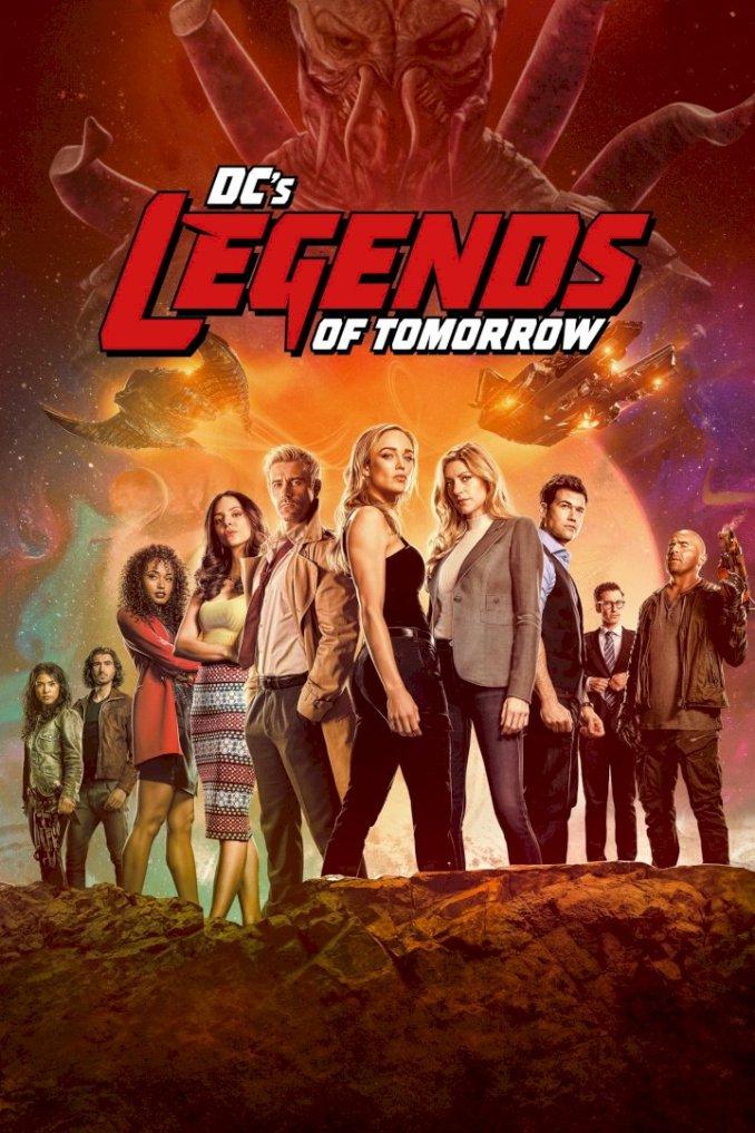 DC's Legends of Tomorrow Season 6 Mp4 Download