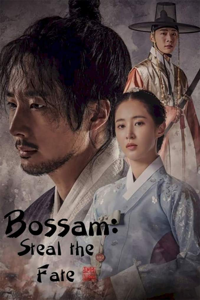 Bossam: Steal the Fate Season 1 Mp4 Download
