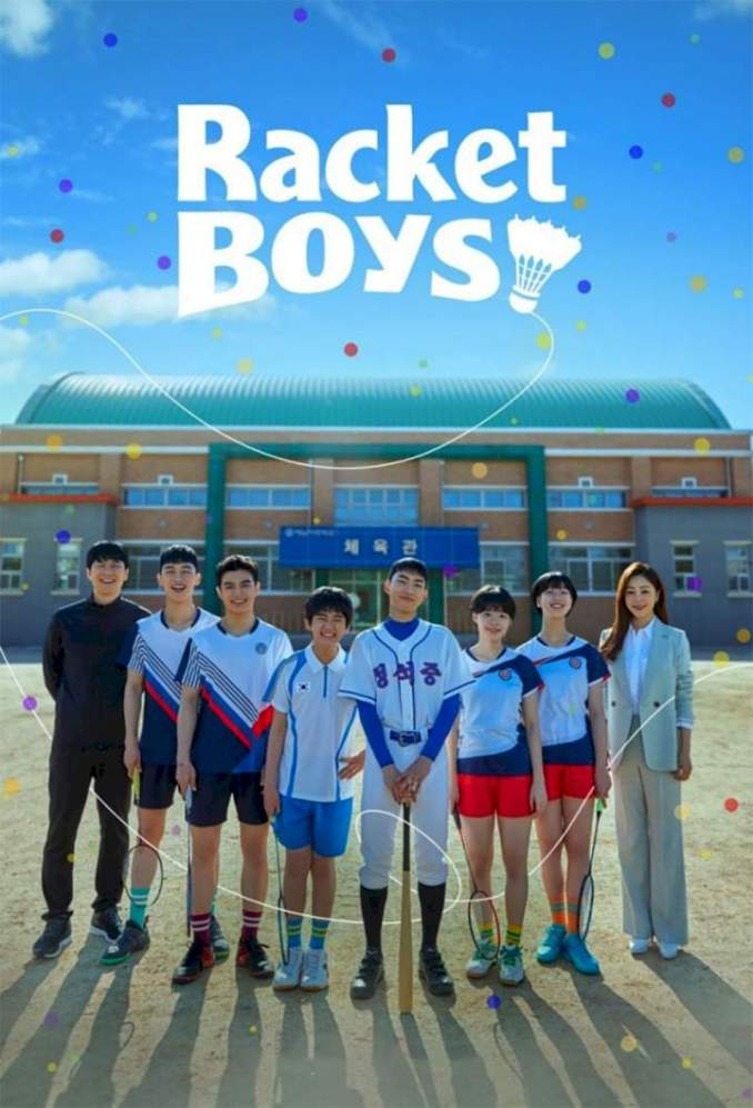 Racket Boys Season 1 Mp4 Download