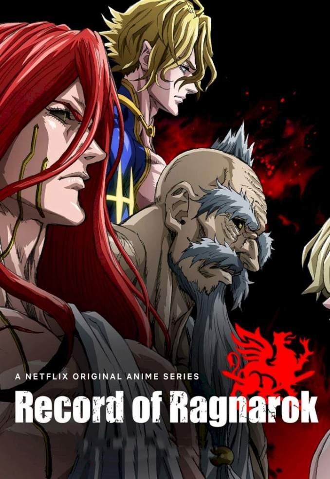 Record of Ragnarok Season 1 Mp4 Download