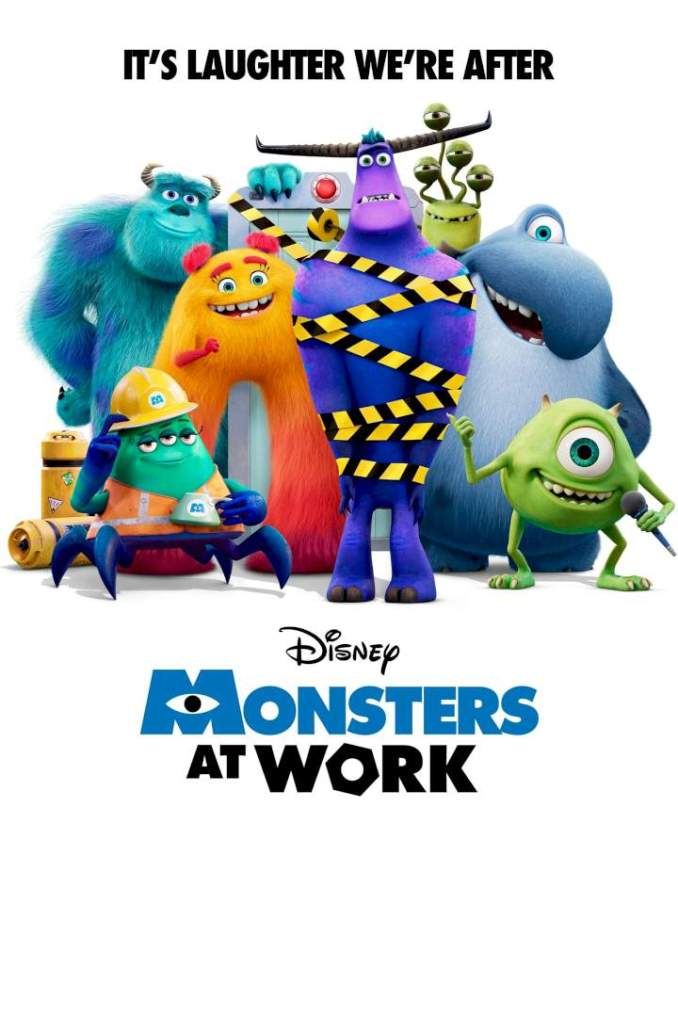 Monsters at Work Season 1 Mp4 Download