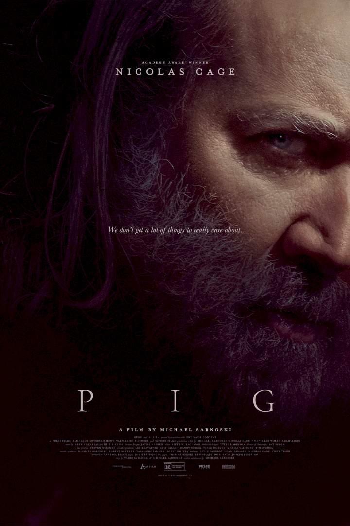 [Movie] Pig (2021) – Hollywood Movie   Mp4 Download