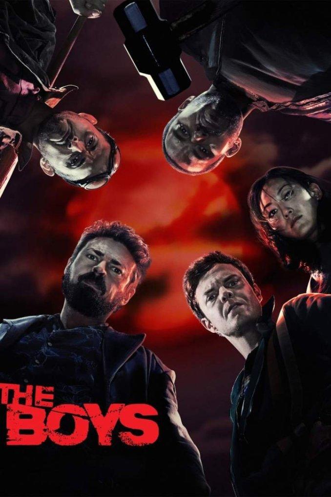 The Boys Season 1 Mp4 Download