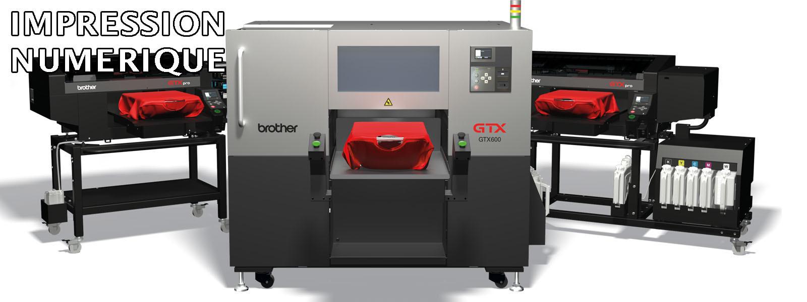 machines et fournitures de serigraphie