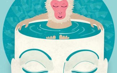 Cómo cambiar los pensamientos negativos en acciones positivas hoy; aplacando nuestro mono interior