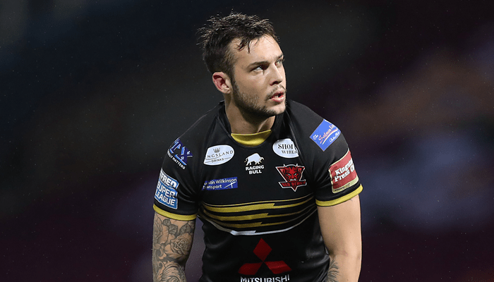 Wigan Warriors 16-31 Salford Red Devils