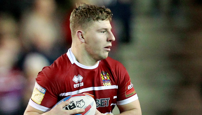Wigan's Williams linked with Catalans move