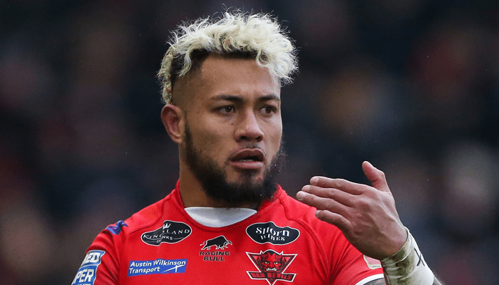 Salford welcome back Sa'u but star forward to miss Wigan game