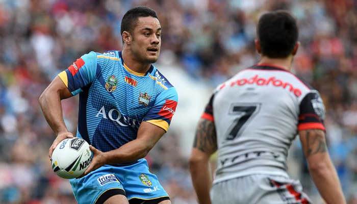Team of the Week Jarryd Hayne
