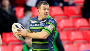Danny McGuire Warrington