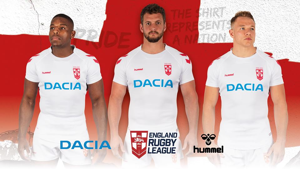 England release new kit ahead of Denver test