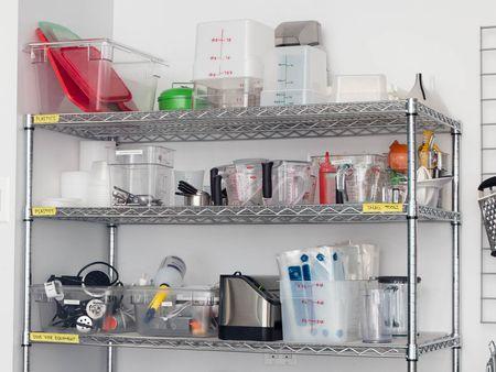 the best kitchen shelving metro racks