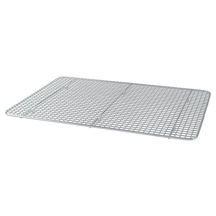 baking sheets and cooling racks belong