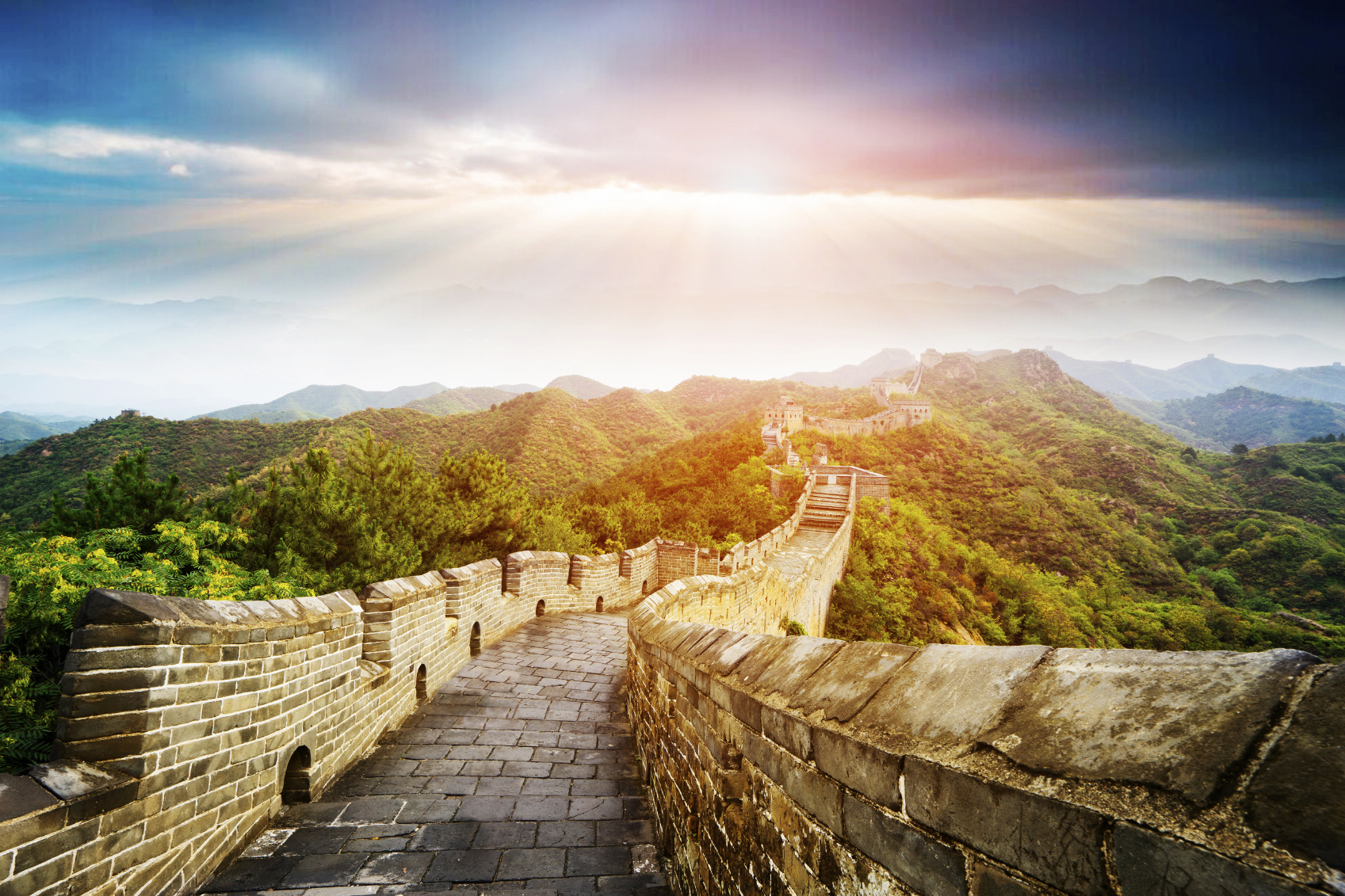 40 Great Wall Of China Facts
