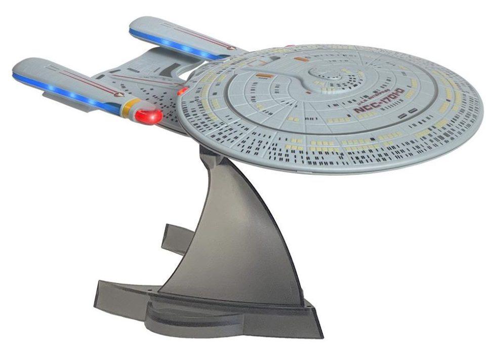 Star Trek Enterprise-D Bluetooth Speaker vendor image