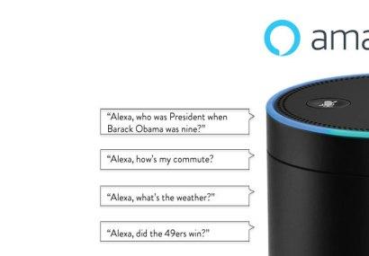Amazon's Alexa Frailty