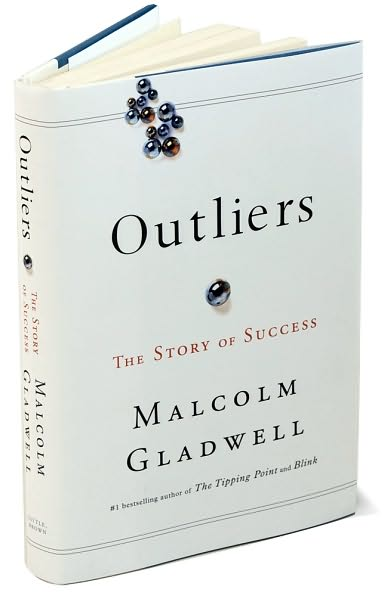 Malcolm Gladwell Outliers book