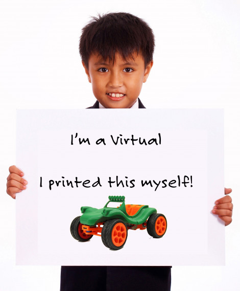 "Why ""Generation Z"" should be Called ""The Virtuals"""