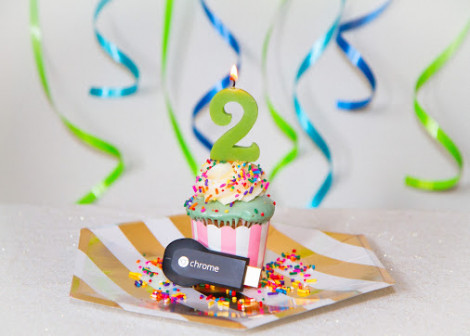 Think Twice before Accepting a Google Gift: My Story of the The Google Chromecast Anniversary Gift That Never Gave