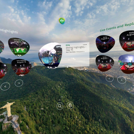 NBC's Rio 2016 Olympics VR Needs More Reality