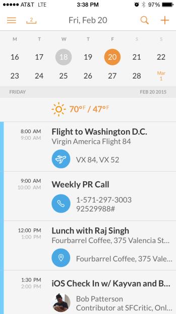 Salesforce Buys AI Calendar App Maker Tempo