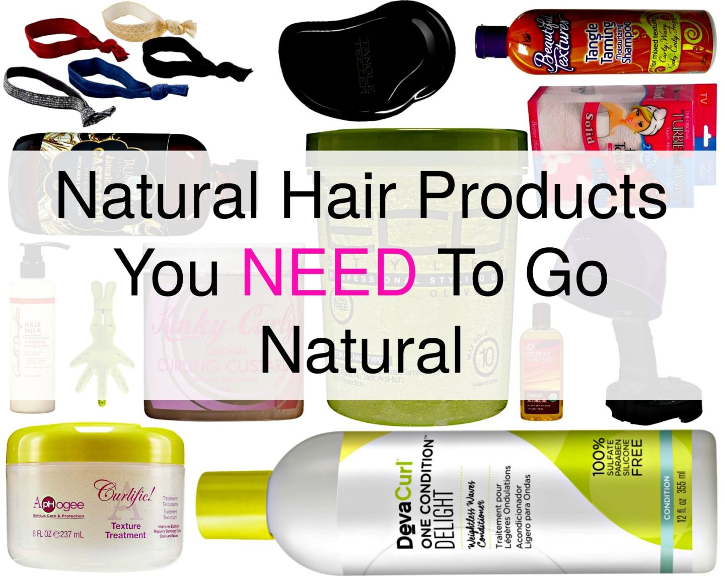 Return to natural hair successfully even if it's been your 2nd or your 10 time trying. Check out our top tips to get it right for the last time!