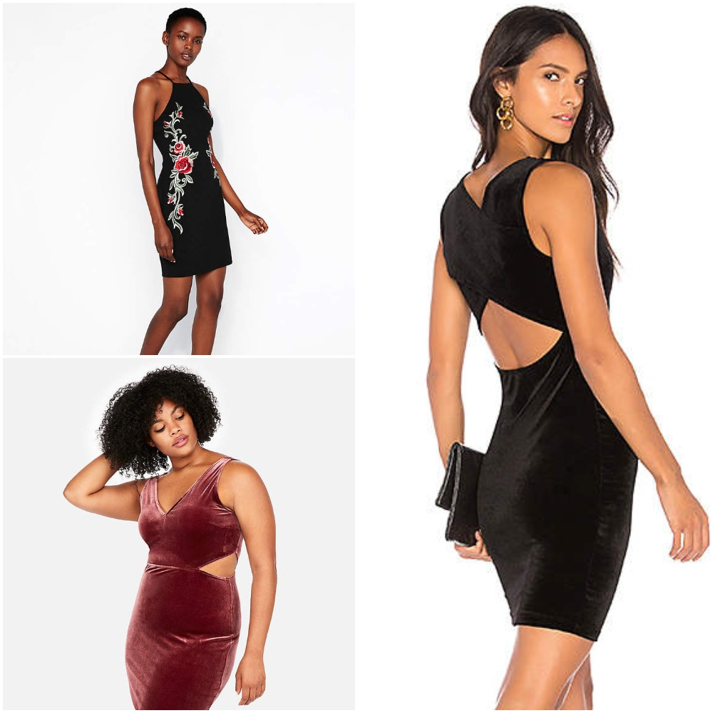 Hottest Cocktail Dresses For Those Special Holiday Parties this season. Check out our styles from bodycons to rompers and they are al sexy!
