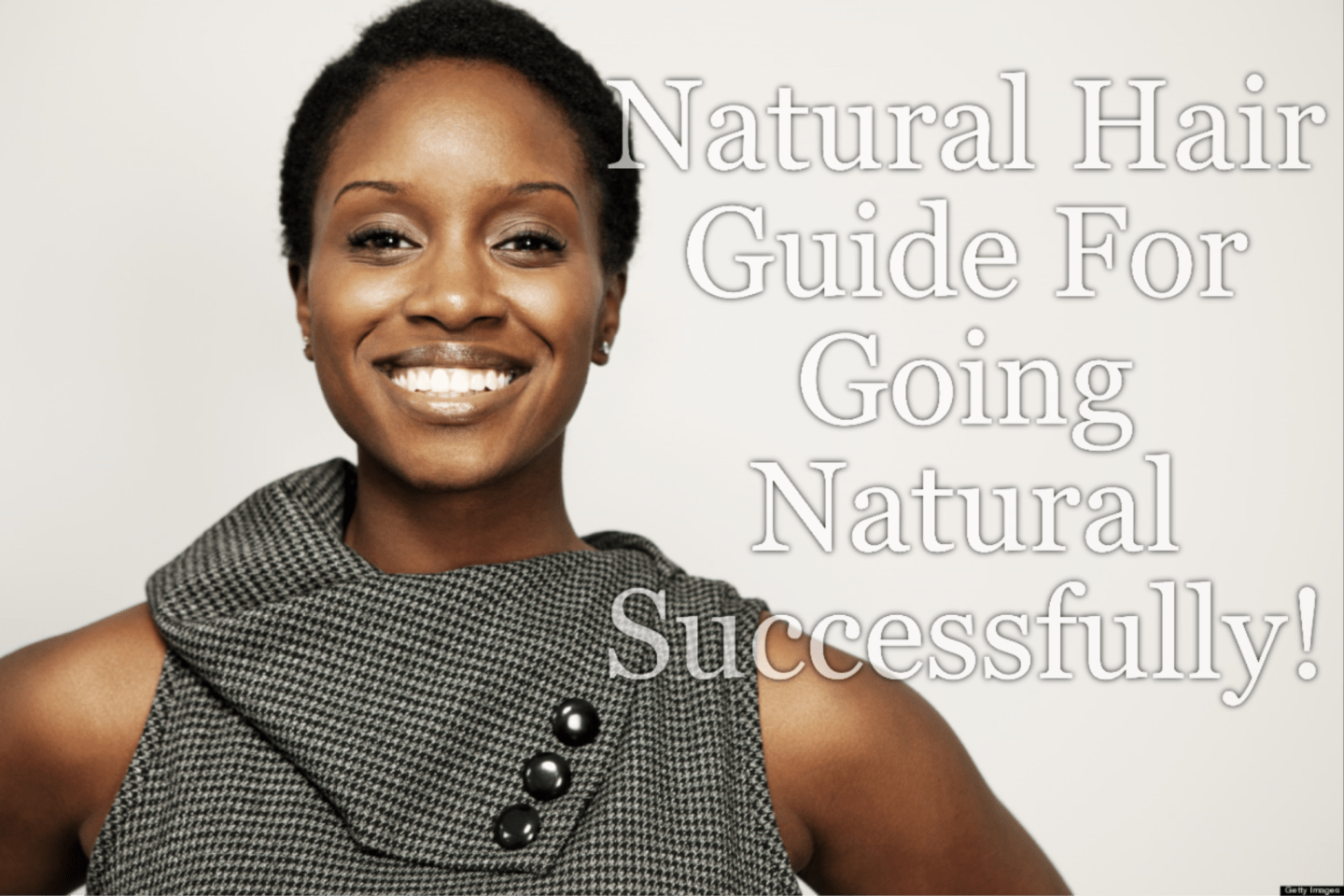 Our natural hair guide makes sure to get you on the right track for going natural successfully. From the articles on the blog and my book, you are on golden