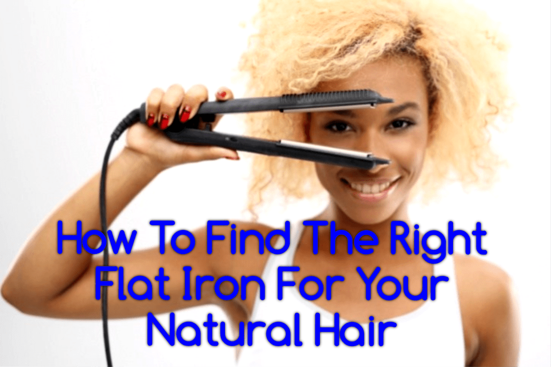 To find the right flat iron for you takes a few key points and we've got the deets on what you need to know! There are specific flat irons for all types.