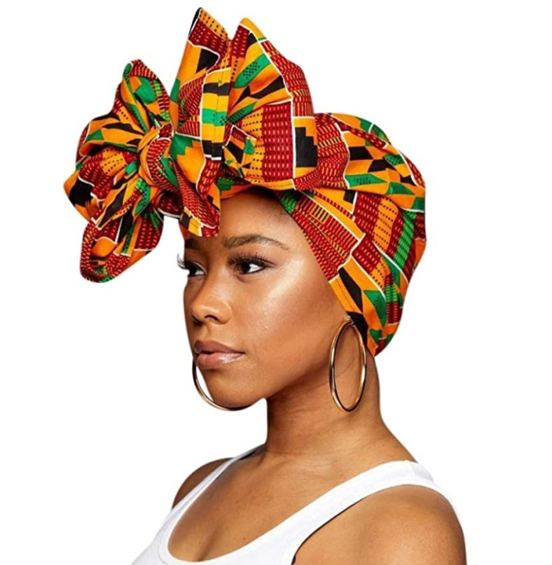 Summer Head Wraps are the hottest hair accessories for naturals! From fashion to function, these amazing fashion pieces will be seen EVERYWHERE!