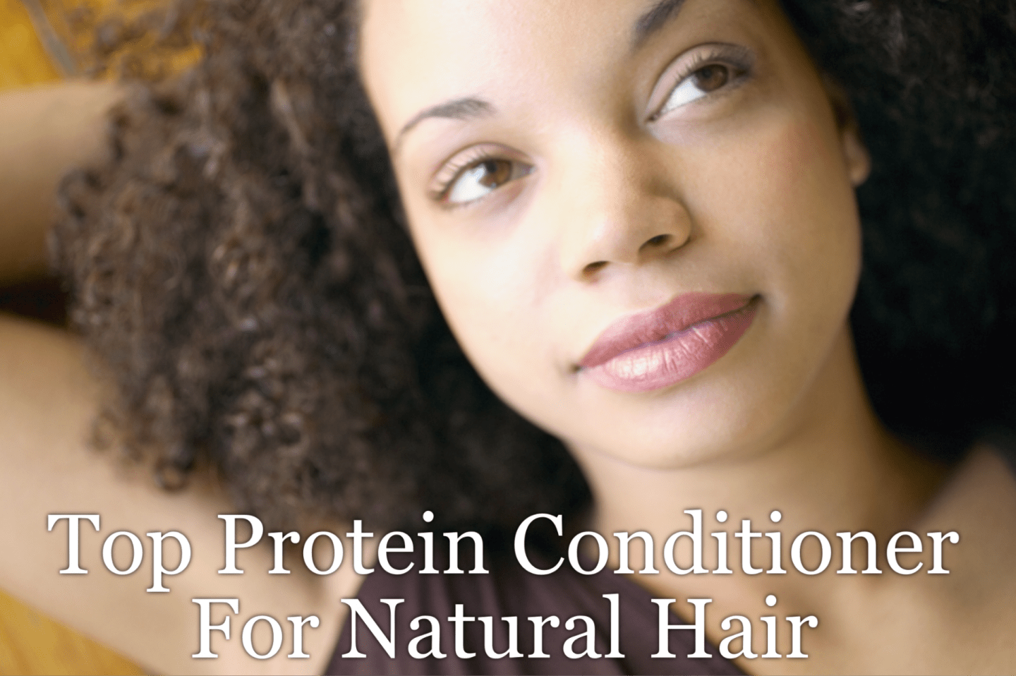Protein conditioner is a vital tool in the moisture to protein balance our hair needs to stay healthy. We've got a list of our faves that you will love!