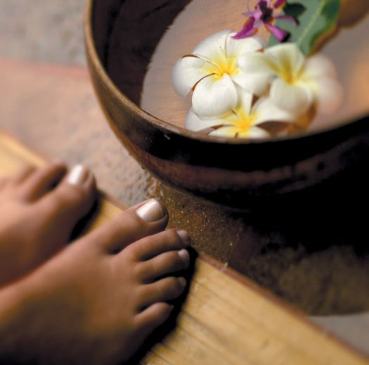 At Home Professional Pedicures Worth Every Penny You Save!