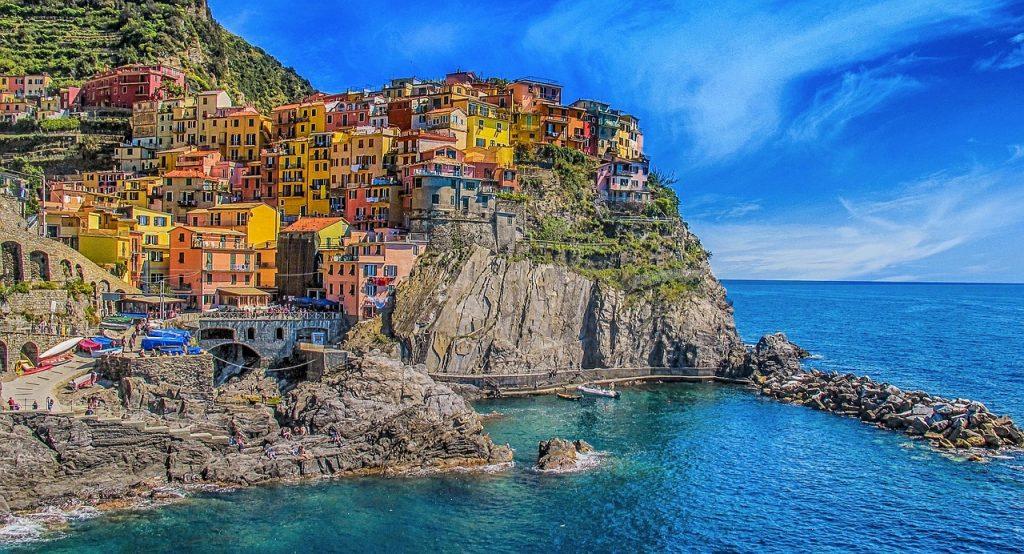 Snapshot Monday ~ Cinque Terre