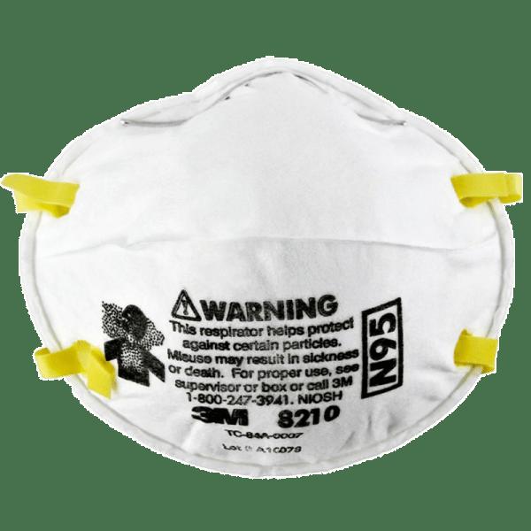 8210 N95 Respirador 3M™