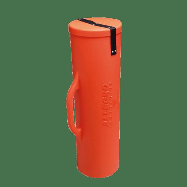 9500-55 Porta-ducto de plástico