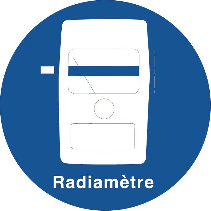 Radiamètre Image