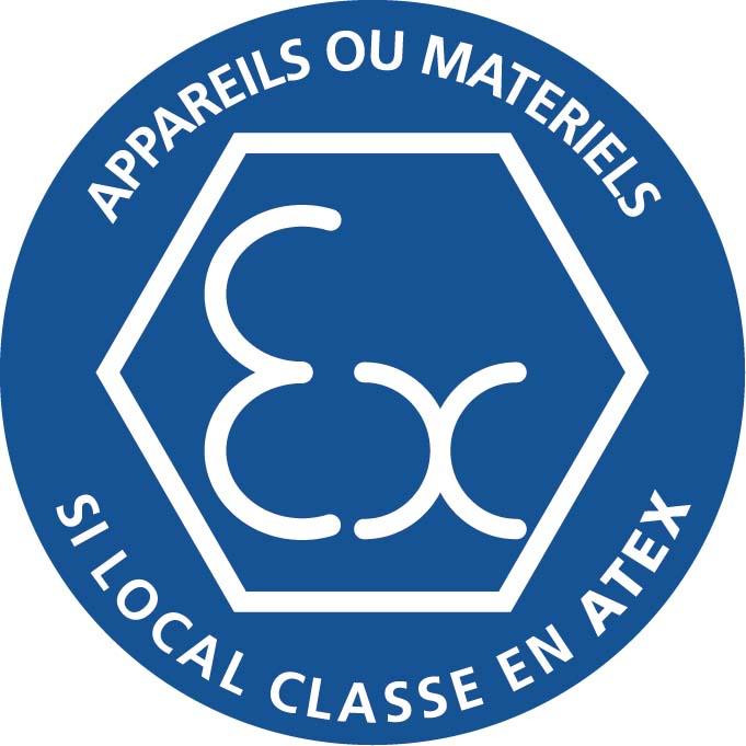Appareils ou Matériels EX - classe ATEX Image